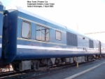 SAR Blue Train Power Car, Side A